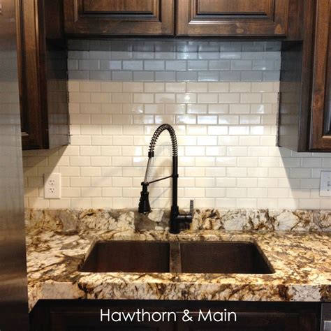 Do It Yourself Kitchen Backsplash Ideas - diy kitchen backsplash hawthorne and main