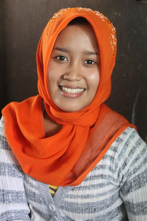 Jilbab Indonesia Is Predominately Muslim About 25