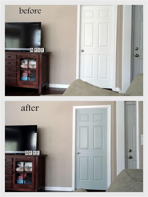 life painted interior door