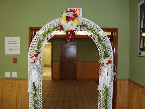 wedding ceremony decorations noretas decor inc