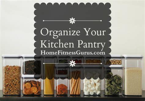 organize  kitchen pantry  rules   organized kitchen