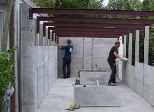 Garage Bauen Kosten : garage bauen ein carport bauen und sich eine pers nliche ~ Jslefanu.com Haus und Dekorationen