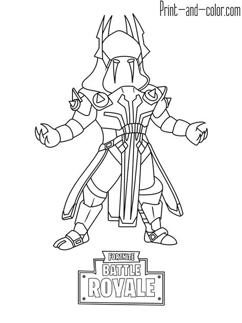 Fortnite Robot Kleurplaat by Fortnite Coloring Pages Fortnite Battle Royale