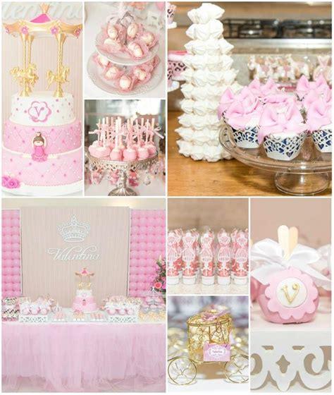 Kara's Party Ideas Dream Ballet 1st Birthday Party