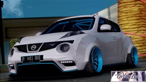 gta san andreas  nissan juke nismo rs rocket bounny