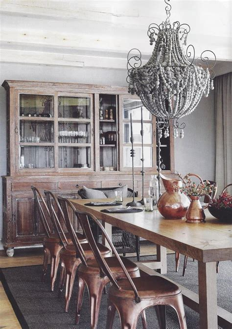 architect lisa rorich interiors  ruth duke farmhouse  dargle valley kzn south africa dining decor furniture decor country chic
