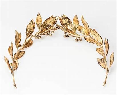 Laurel Diadem Wreath Neo Classical Accessories Larger