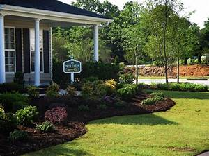 Front of House Landscaping Ideas - TheyDesign net