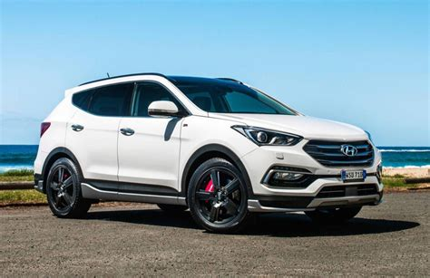 Hyndai Santa Fe by 2016 Hyundai Santa Fe Series Ii On Sale In Australia From