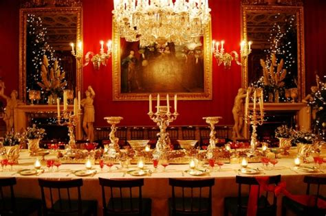 chatsworth house christmas   kevin sinclair