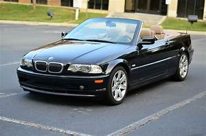 Find Used 2003 Bmw 325i Black Convertible Sports Package In Charlotte  North Carolina  United