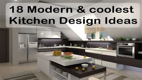 Island Ideas For Small Kitchen - 18 modern and coolest kitchen design ideas kitchen island kitchen decor