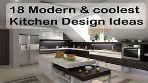 18 modern and coolest kitchen design ideas kitchen island