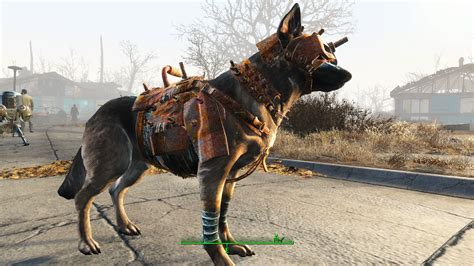 tetanus retexture  dog armor mod
