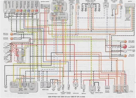 gsxr  wiring diagram  wiring diagram