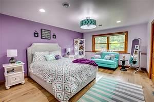 Teen, Bedroom, 3