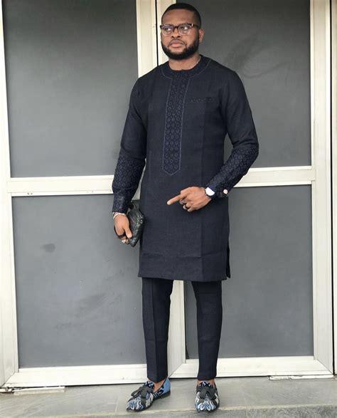 Pin By Imoro Jamila On Men Wear African Men Nigerian