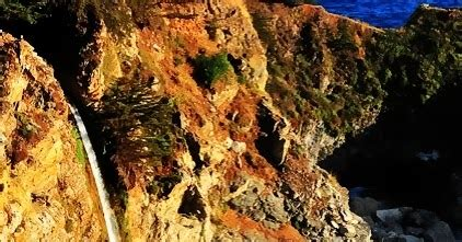 Mcway Falls Big Sur California Pictures
