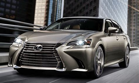 lexus gs  sedan colors release date redesign