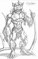 Keanon Woods Shadowlordinc Legacy Werewolf Larger Credit sketch template