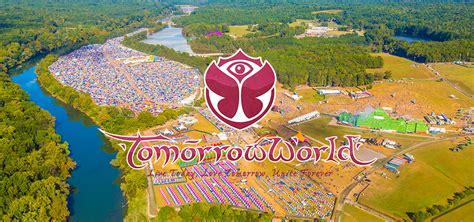 5 Questions With Tomorrowworld Marketing Manager, Joe