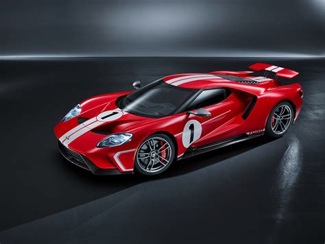 2018 Ford Gt 67 Heritage Edition, Hd Cars, 4k Wallpapers