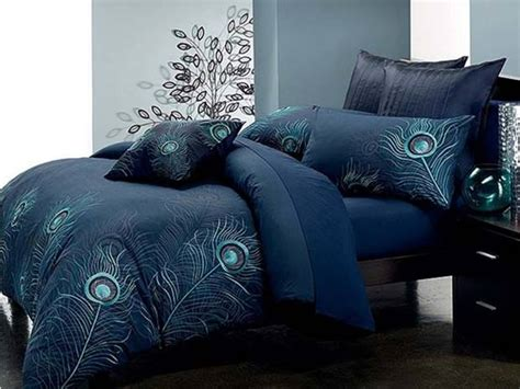Peacock Home Decor For Bedroom Interior