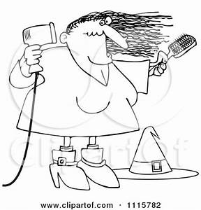 hair dryer coloring pages With wiring electric dryer blow drying