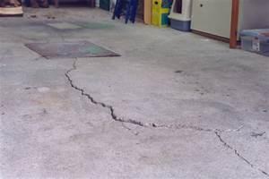 dalle de beton fissuree ou endommagee comment reparer With reparer fissure dalle beton terrasse