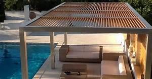 überdachte Terrasse Holz : pergola markise berdachte terrasse modern holz glas garten pinterest pergolas modern and ~ Whattoseeinmadrid.com Haus und Dekorationen