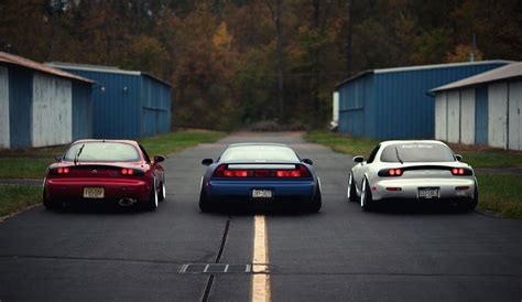 mazda rx honda nsx sport car stance works hd wallpaper