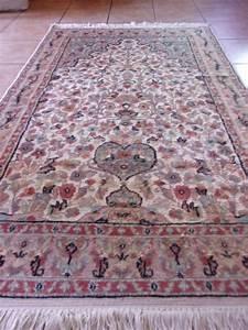 tapis pakistan en laine et soie fait main 153x94cm catawiki With tapis en laine fait main