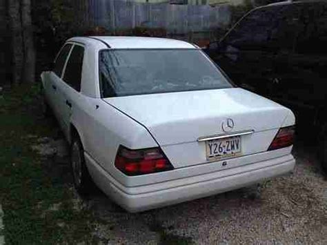 find used 1986 mercedes 300e no reserve in san antonio united states