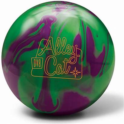 Cat Purple Alley Dv8 Bowling Ball Balls