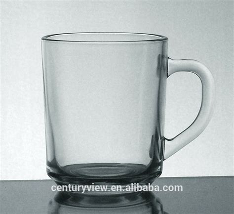 Wholesale Cheap Clear Glass Coffee Mug With A Handle Buy