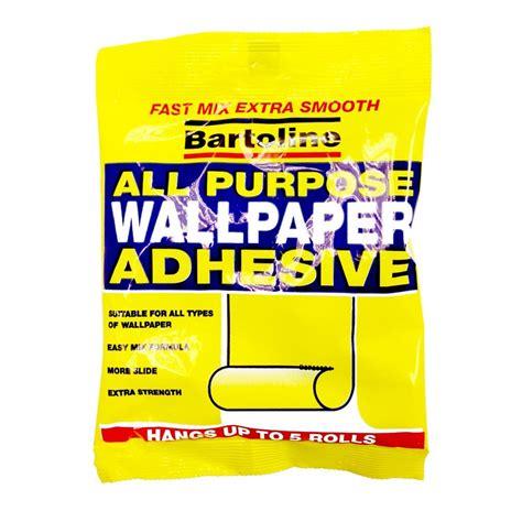 Bartoline All Purpose Wallpaper Adhesive Paste Upto 5 Roll