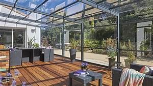 Rideau De Toit Pour Veranda : abri terrasse gustave rideau profitez plus longtemps de votre terrasse ~ Melissatoandfro.com Idées de Décoration