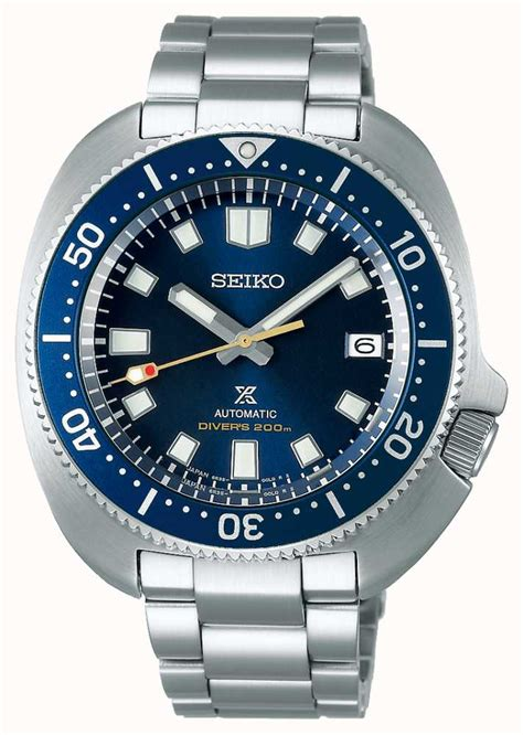 seiko limited edition prospex  anniversary captain