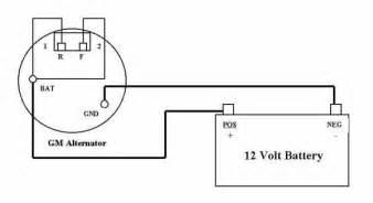 similiar 3 wire alternator wiring diagram keywords alternator wiring diagram on 3 wire marine alternator wiring diagram