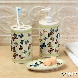 butterfly bathroom accessories trading