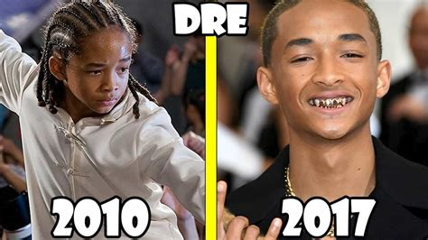 actor de karate kid 2017 the karate kid before and after 2017 the karate kid the