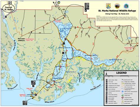 marks st refuge wildlife national nwr beaten path less through down florida