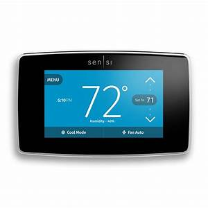 Lennox Touchscreen Thermostat Installation Manual