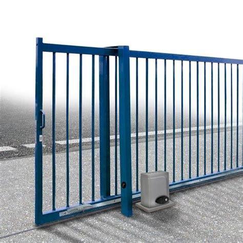 portail coulissant electrique motorisation pour portail coulissant complet accessoires