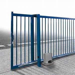 Motorisation Portail Coulissant Pas Cher : motorisation portail coulissant pas cher ~ Dailycaller-alerts.com Idées de Décoration