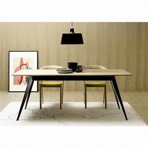 Table Basse Scandinave Pied Metal