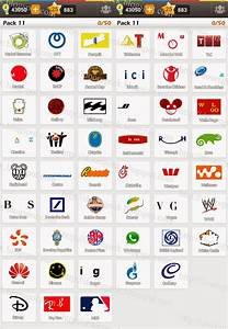 Logo Game Answers Pack 11