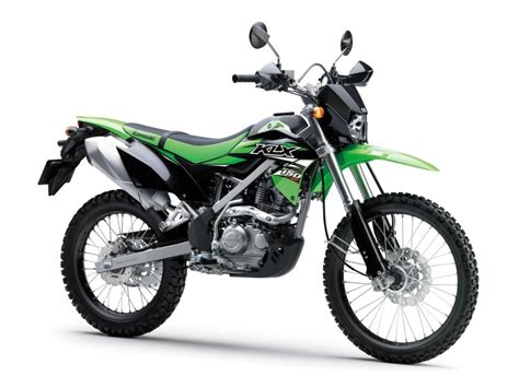 Kawasaki Klx 150 2019 by 2017 Kawasaki Klx 150 Launched In Indonesia With New