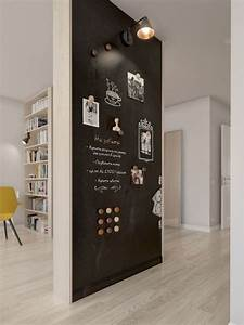 17 best ideas about magnetic chalkboard on pinterest for Best brand of paint for kitchen cabinets with papiers peints originaux