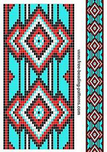 Traditional (native) American Indian pattern, vector Stock ...
